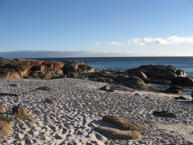 What an amazingly beautiful place. Cosy Corner is the the Bay of Fires NP and everyone should visit it!