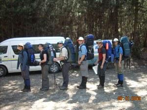 Tasmania Hike 2009 497