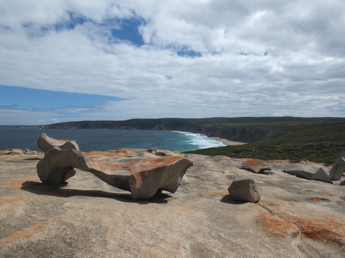 Kangaroo Island Day 4: Remarkable Rocks