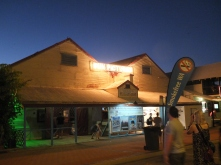 Oldest outdoor cinema in Australia. Pretty cool I have to say! Watch out for mozzies though!