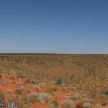 The desert is big!