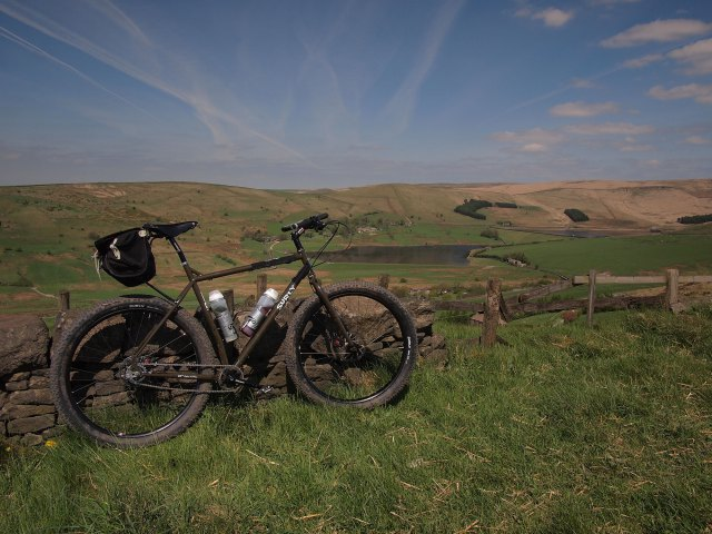 Surly ECR in the Pennines
