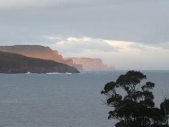 Sunset on the Tassie Coast