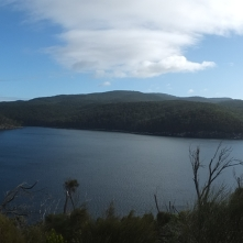 Fortescue Bay from Cape Huay Track