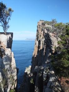 Cliffs. Seriously tall cliffs!