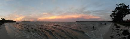Sunset Salamander Bay