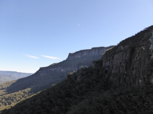 Cliffs from Owen
