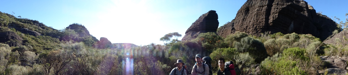 Budawangs Hike:Monolith Valley and The Castle
