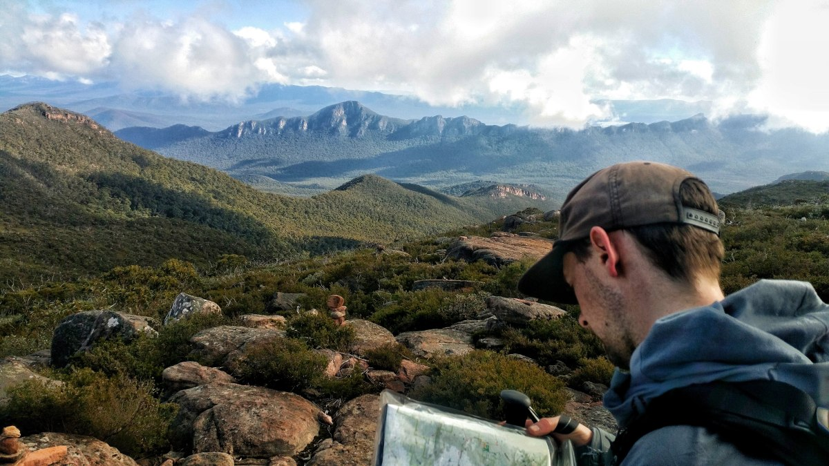 Major Mitchell Plateau - The Grampians